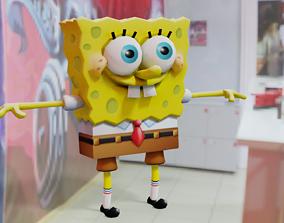 Sponge Bob Square Pants 3D realtime