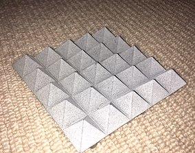 Cheops Pyramid Power Array 3D print model