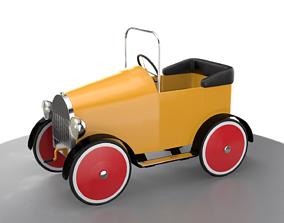 3D model game Toy Car