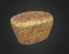 3D asset realtime bread