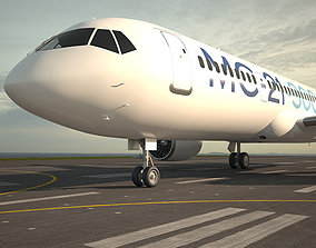 3D model Irkut MC-21