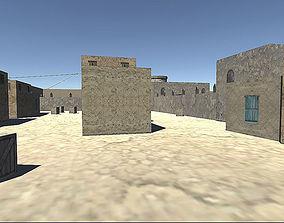 shooting env 3D asset