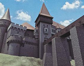 Corvin Castle 3D model