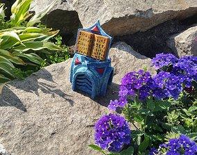 Temple Lootbox 3d print