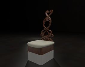 Msk - Chair fin9 3D