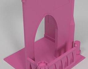 3D printable model Princess Castle