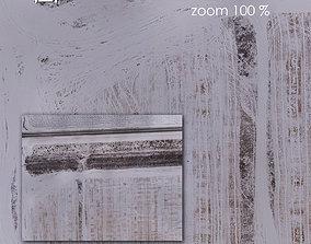A winter field 269 3D asset