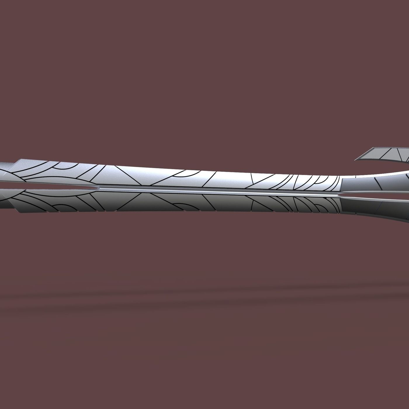 Sword of Gamora from Guardians of the Galaxy