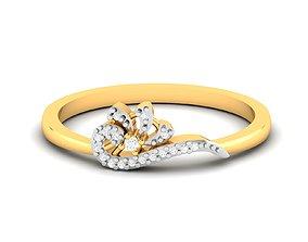 Women Band Ring 3dm render detail women diamond-ring