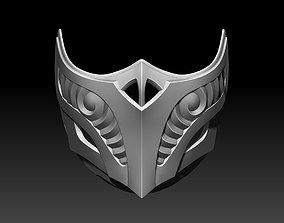 3D printable model Scorpion mask for 5