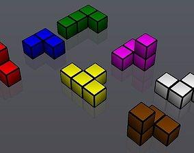 3D asset Soma Cube
