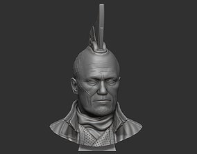 3D printable model Yondu Udonta bust