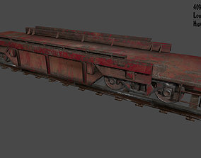 Train 3D model realtime