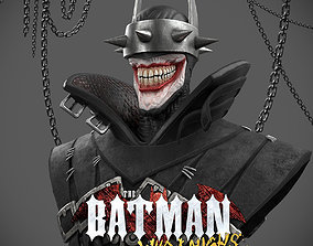Batman Who Laughs Dc Universe Dc Metal 3D print model