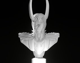 games Loki Statue 3D Printable