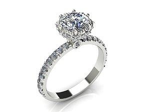 Ring 117 jewellery 3D print model