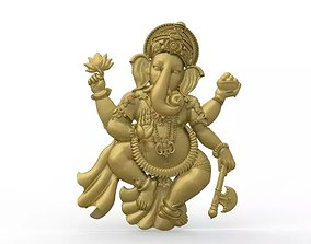 sculptures lord ganesha 3D models for artcam and aspire