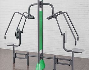 Gym equipment 30 am169 3D model