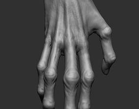 3D Creature Arm