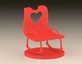 3D printable model Love Chair