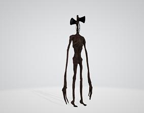 3D siren head