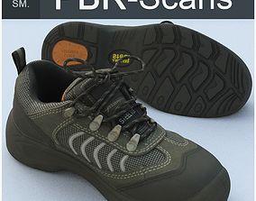3D model PBR Sneaker Middle SM