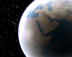 3D Planet Earth
