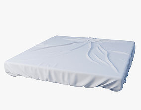bed sheet 3D model