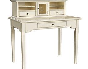 Lehome Keywest Bureau T009 Desk 3D