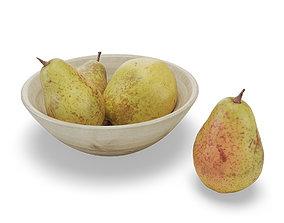 Bartlett Pears 3D