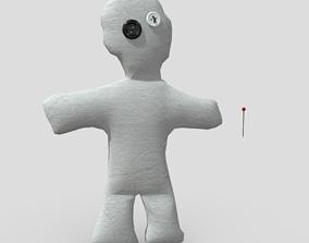 Voodoo Doll 3D asset