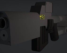 3D printable model Laser Repeater
