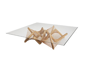 furniture Vito Coffee Table Geo 3D model