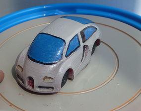 Bugatti inspired original concept car AAA 3D print model