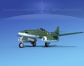 Messerschmitt ME-262A1 Swallow V06 3D model