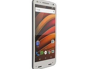 MOTO X FORCE 64GB LTE WHITE 3D