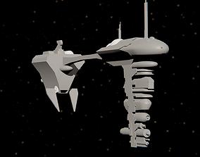 Star Wars - Rebel Cruiser 3D