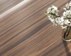 Walnut wood veneer texture 3D model