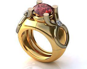 3D Ring BK194