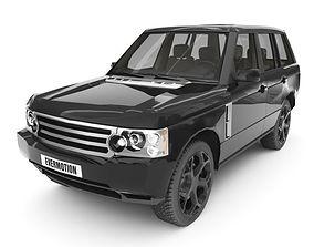 car 50 am132 3D model