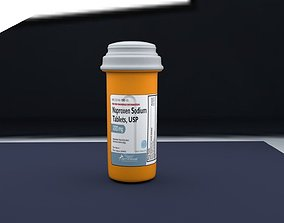 3D asset Painkiller