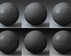 3D model Concrete Shader 0009