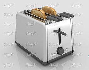3D model Bread Toaster