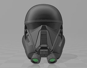 Star Wars Rogue One Death Trooper Helmet 3D print model