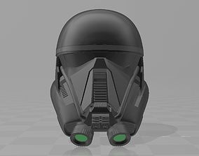 Star Wars Rogue One Death Trooper 3D printable model