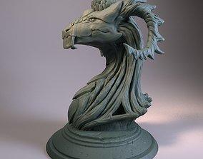 Forest dragon 3D printable model