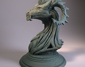 3D printable model Forest dragon