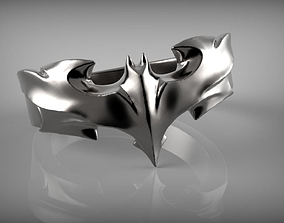 Dark Knight Ring 3D printable model