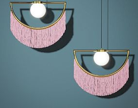 Wink Pendant Lamp 3D model