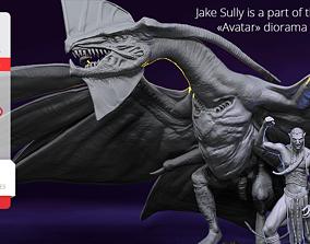 Jake Sully Avatar 3D print model